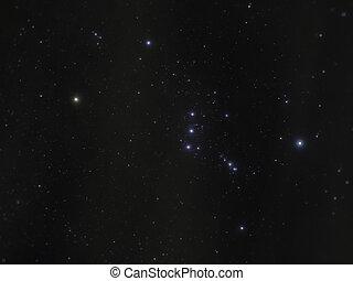 Orion, constelação