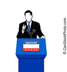 Election speech