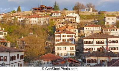 quot;Day Timelapse, Traditional Ottoman Anatolian Village,...