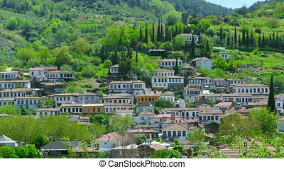 """Timelapse of Sirince Village, izmir, Turkey"""