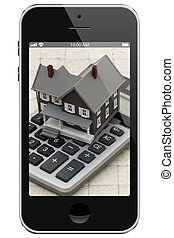 Calculating the cost of your mortgage on the Internet -...