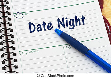 Planning your Date Night