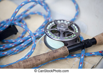 Fly-Fishing Equipment