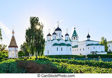 Holy Transfiguration Monastery, Murom, Russia -...