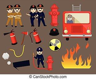 Fire Brigade Tools and Equipments - Fire-Brigade,...