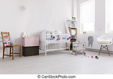 Room like this is a good option for every little girl - Shot...