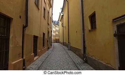 Gamla Stan, The Old Town - Gamla Stan,The Old Town in...