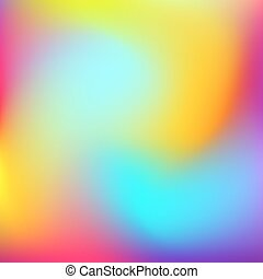 Abstract Blured Color Background - Abstract blur color...