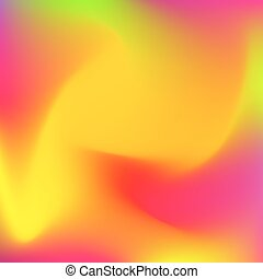 Abstract Orange Gradient Background - Abstract pink, violet,...
