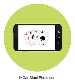 Mobile Gambling Cards Online Casino