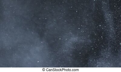 Background of Natural Floating Dust Particles - Background...