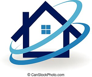 House cold air conditioning logo - House cold air...