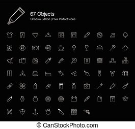 Household Objects Icon