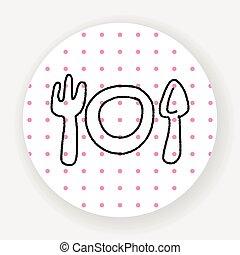 doodle Tableware