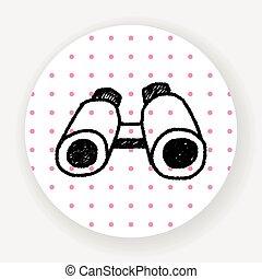 doodle binocular