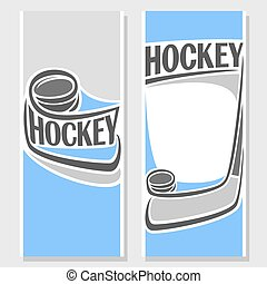 Hockey - Background images for text on the subject of hockey