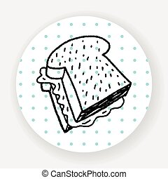 Doodle Toast