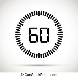 60 second timer