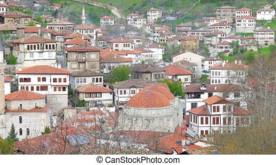 quot;View of Traditional Ottoman Anatolian Village,...
