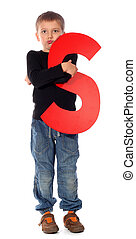 """Letter \""""S\"""" boy - See all letters in my Portfolio"""
