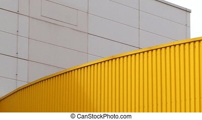 Abstract Background Yellow Metal