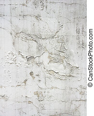 Light Grey textured background closeup. Gray old plaster