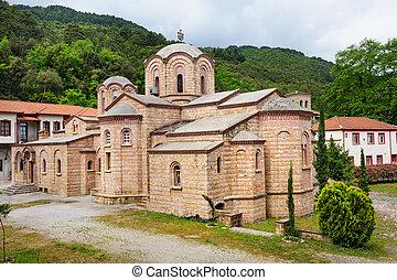 The Saint Dionysios Monastery, Greece - The Saint Dionysios...