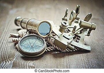 vendimia, vida, todavía, marina