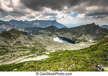"""Dolina Pieciu Stawow Polskich"" (Valley of Five Polish..."