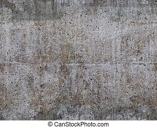 Seamless grungy withered concrete wall texture