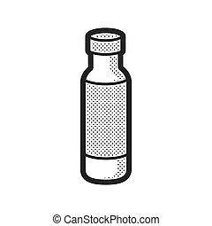 Medical Pharmacist, medicine bottles