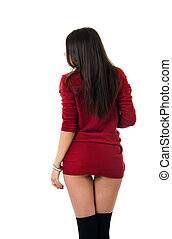 Sexy buttocks