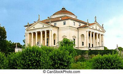 Villa Almerico-Capra located in Vicenza Veneto Italy - Villa...