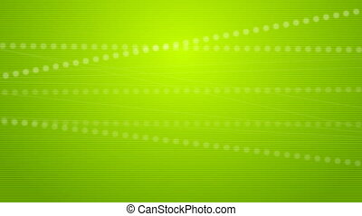 Abstract moving lines with beads video animation - Abstract...