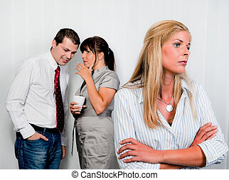 bullying at work in the office - bullying at work in an...