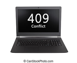 HTTP Status code - 409, Conflict - HTTP Status code on a...