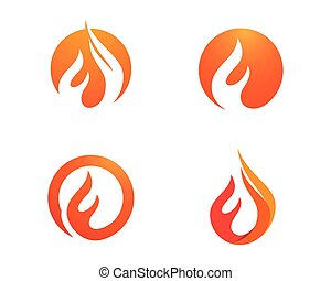 Fire Logo icon
