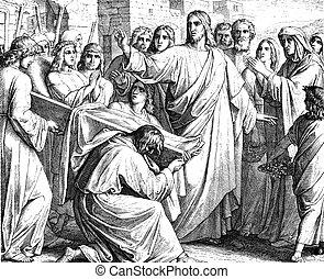 Jesus Raises the Widow's Son