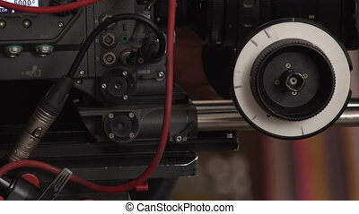 Operation of the camera with the settings 2 - Operation of...