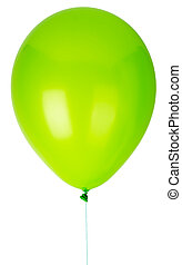 Childrens party balloon
