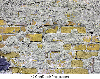 Yellow Brick Texture Backdrop