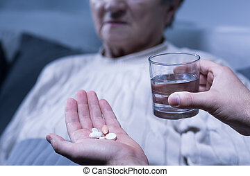 Dont forget to take your medication tonight - Cropped...