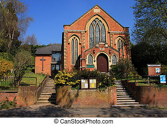 Primitive Methodist Church - Front view of Deanway United...