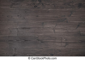 Dark wooden surface - Dark wooden texture Vintage rustic...
