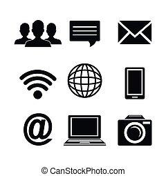 comunicación, diseño,  internet
