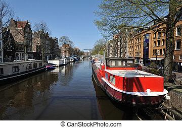Brouwersgracht Amsterdam The Netherlands