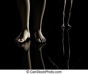 barefoot 4
