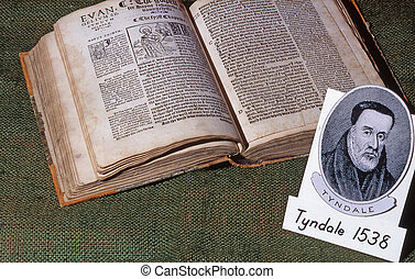 Tyndale 1538 - William Tyndales 1538 New Testament with...