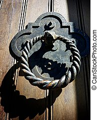 door knocker - antique door knocker