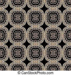 seamless pattern - Background of seamless colored pattern...